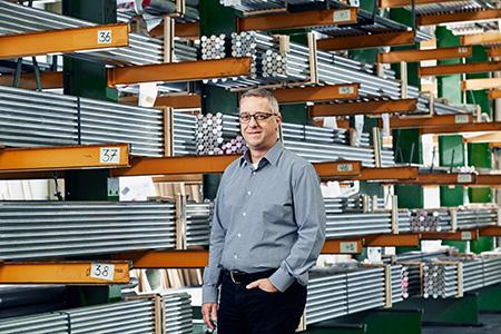 Ralf Müller, Geschäftsführer