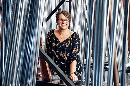 Andrea Zernikow, Vertrieb / Buchhaltung